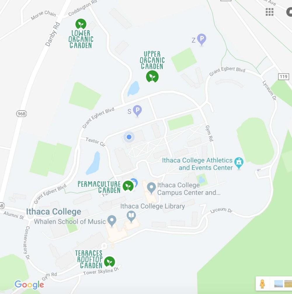 gardenmap updated